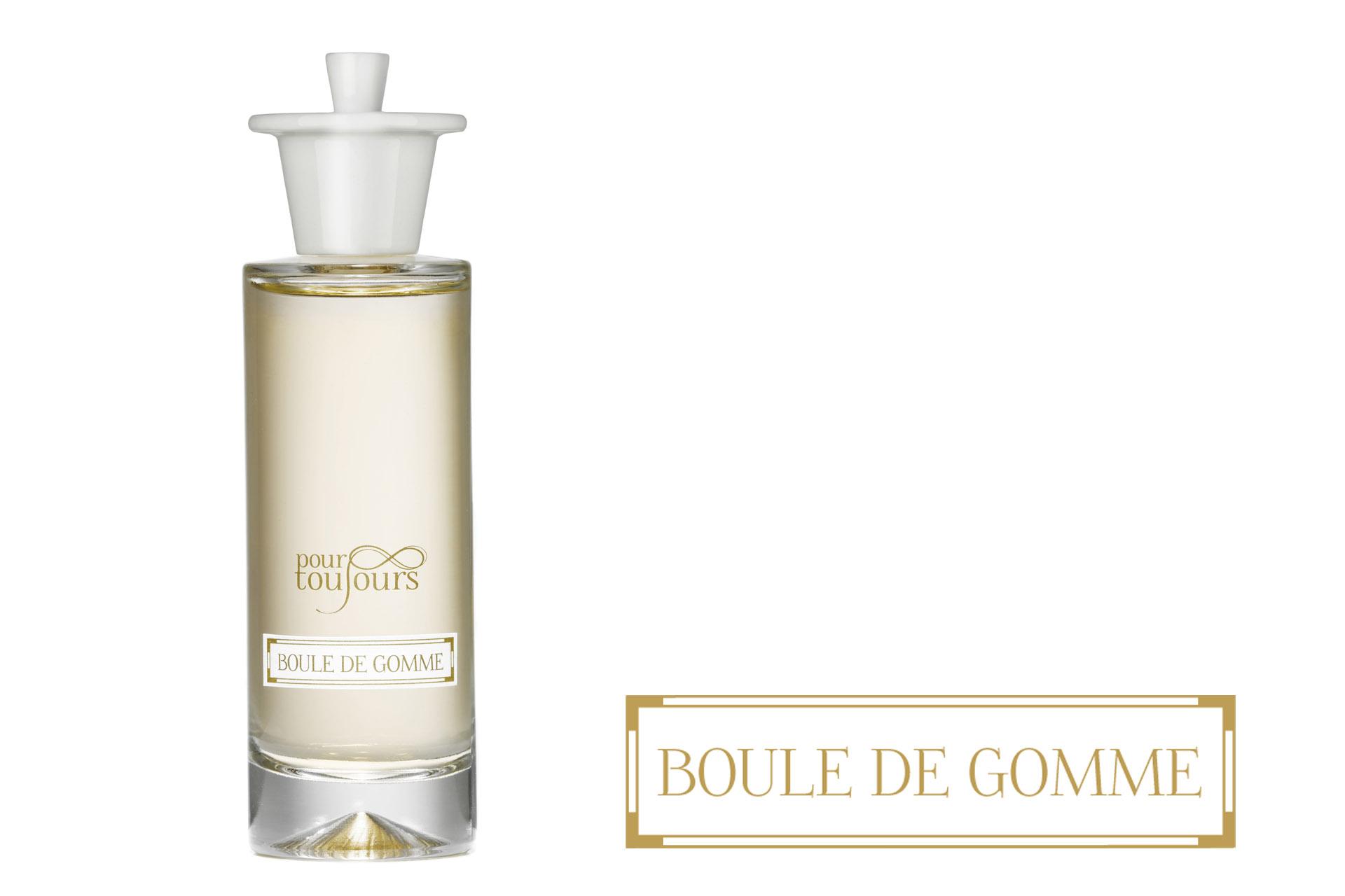 Les parfums pour toujours parfums - Font des boules de gomme ...