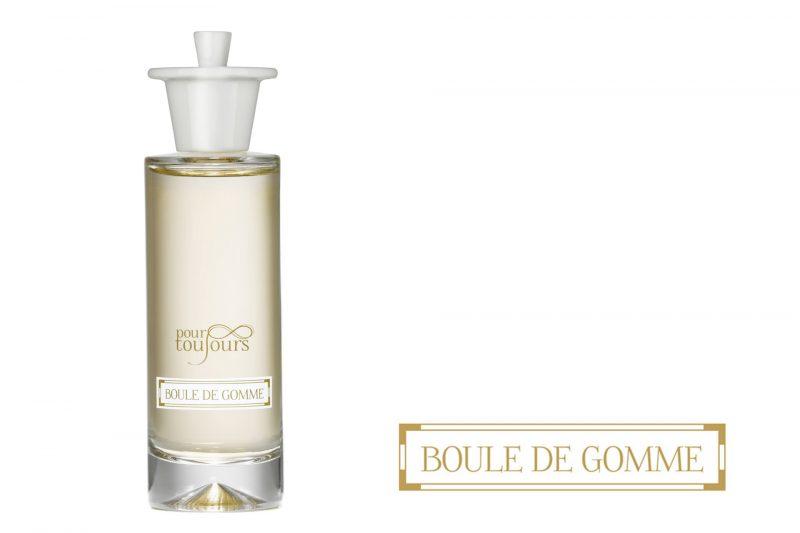 BOULE DE GOMME – aromatic - floral